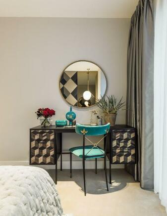 London Keybridge Lofts Master Bedroom Additional