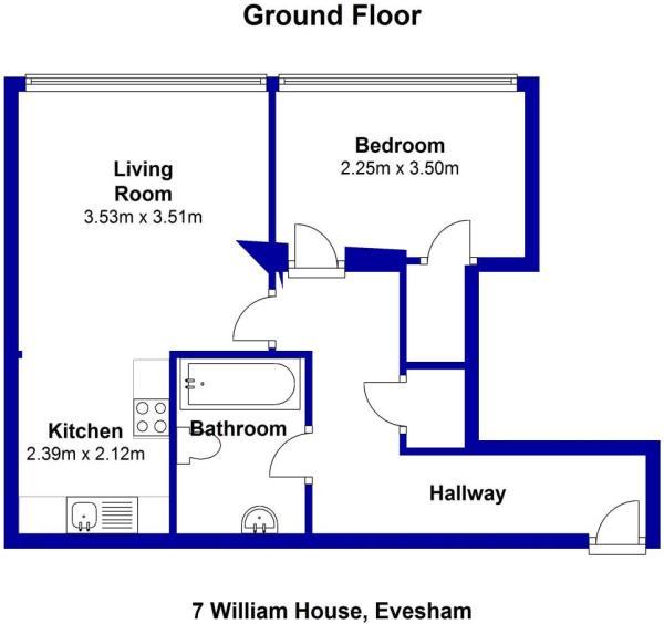 7 William House Eves