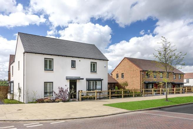 New homes at Castle Hill