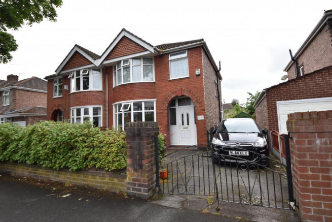 Three Bedroom Semi-Detached