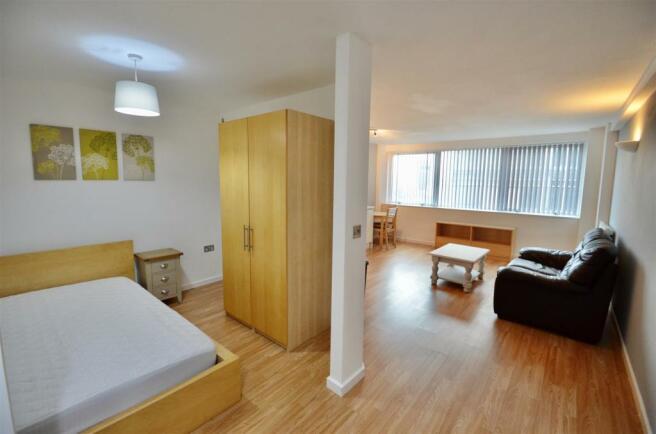 Hallway / Bedroom / Living Area