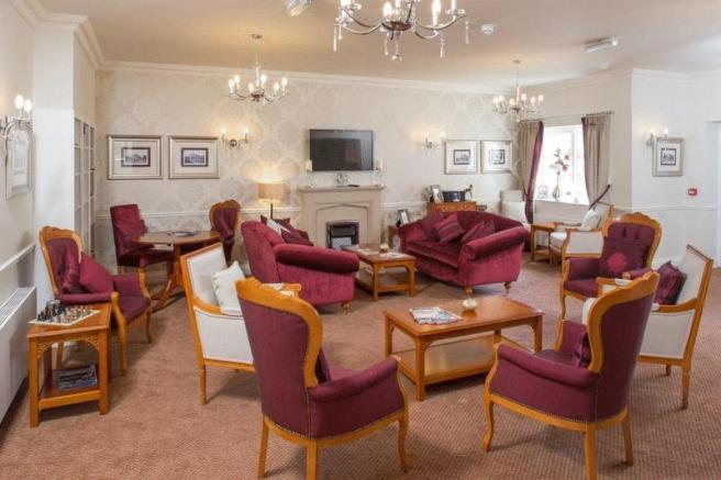 1 Bedroom Retirement Property For Sale In Brindley Lodge
