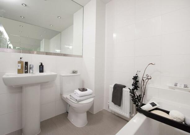 Fawley bathroom