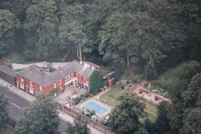 Old Ariel View
