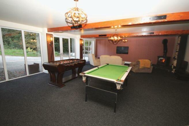 Games Room/Lounge