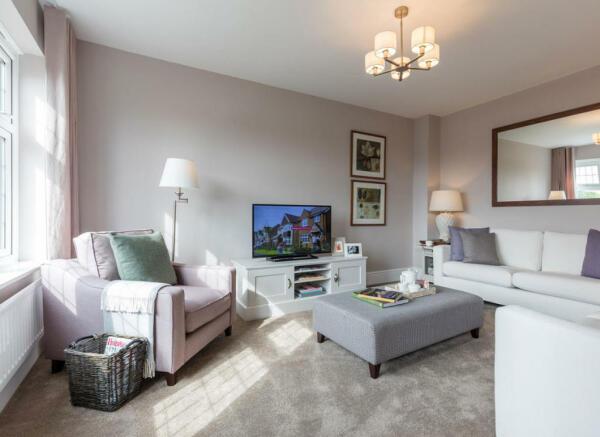 3 Bedroom Detached House For Sale In Glenwood Farm