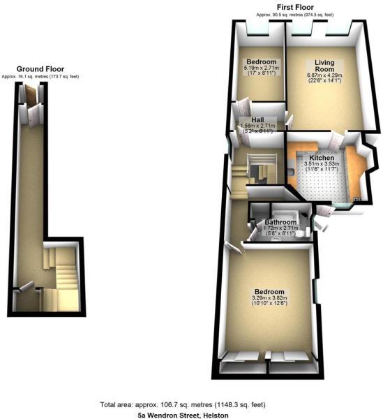 5a Wendron Street, Helston Floor Plans.JPG