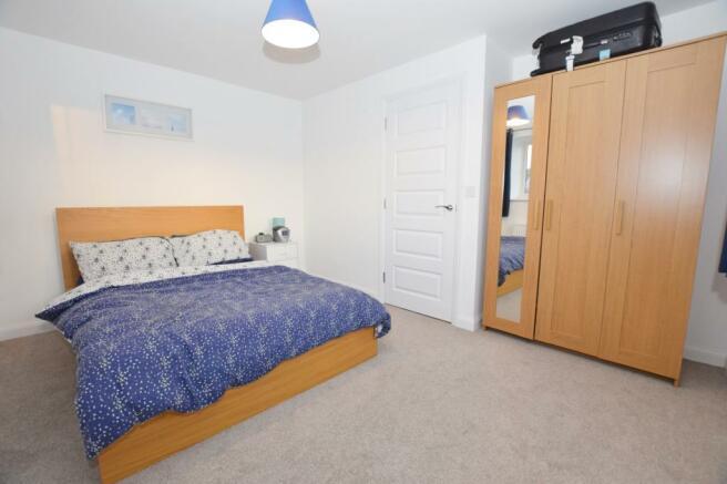 Bedroom House in Fel