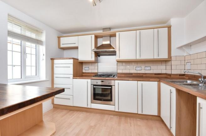 Kitchen Townhouse in