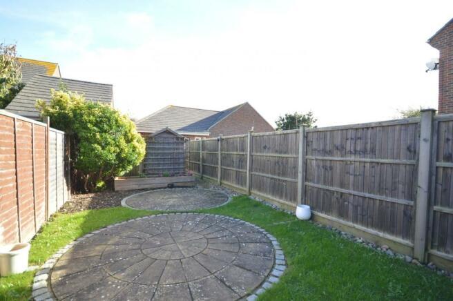 Garden of property t