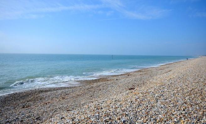 Bracklesham beach fr