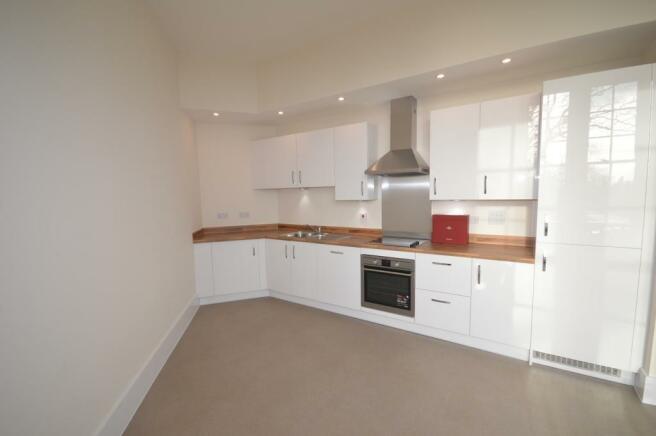 Kitchen Apartment to