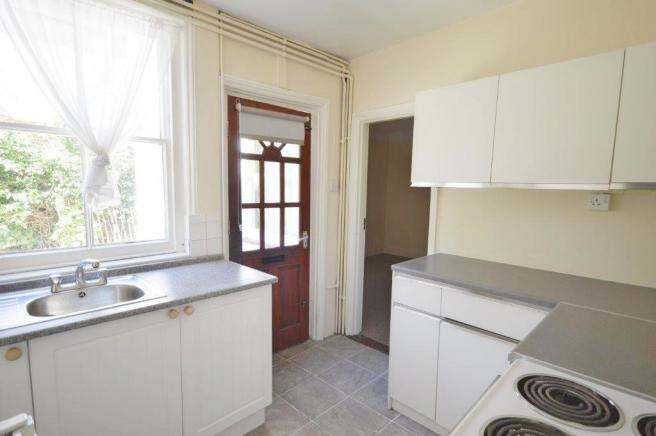 Kitchen of property