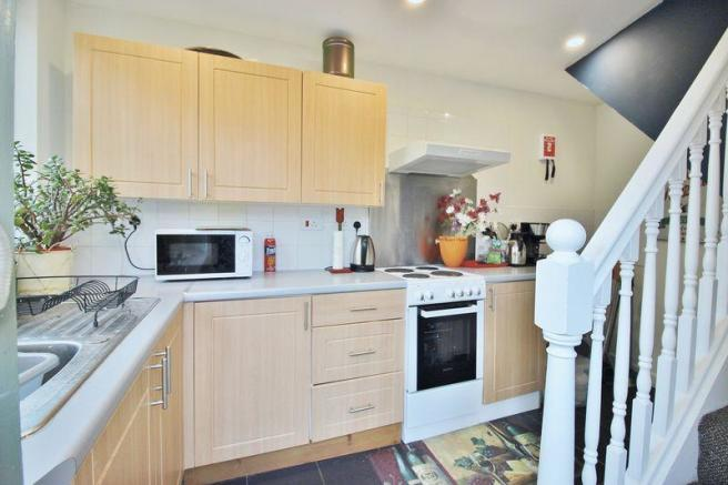 Kitchen To Studio