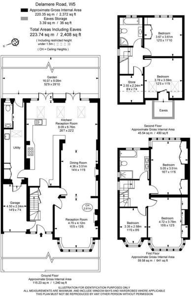 11 Delamere Road - Floorplan.JPG