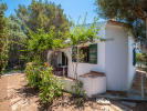 Detached villa with garden, situated within a few metres from the beach of Calan Blanes, with possibility to Tourist License