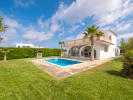 Large villa with garden and pool in Pont D'en Gil