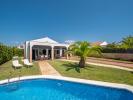 Magnificent villa with pool in Cap D'Artrutx