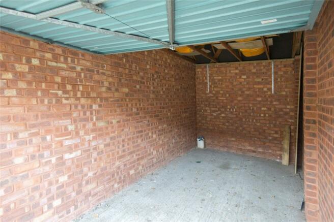 Garage View 2