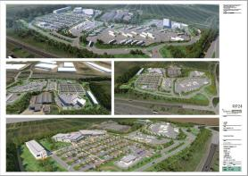 Photo of Hotel Development Site  New Ash Tree Farm, Leicester Road  RUGBY Warwickshi