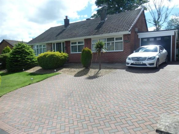Front Aspect, Driveway And Garden