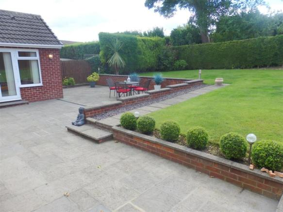 Rear Aspect And Garden