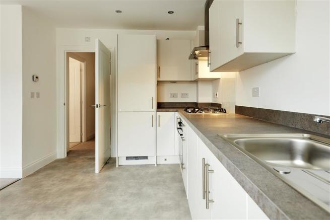 Image of a Croft Gardens Evergreen House Apartment