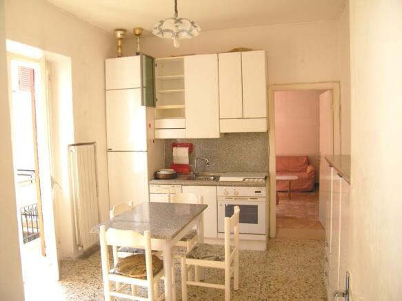 1st floor kitchen