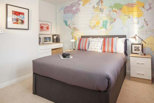 4 bedroom new home for sale in Cullompton Devon