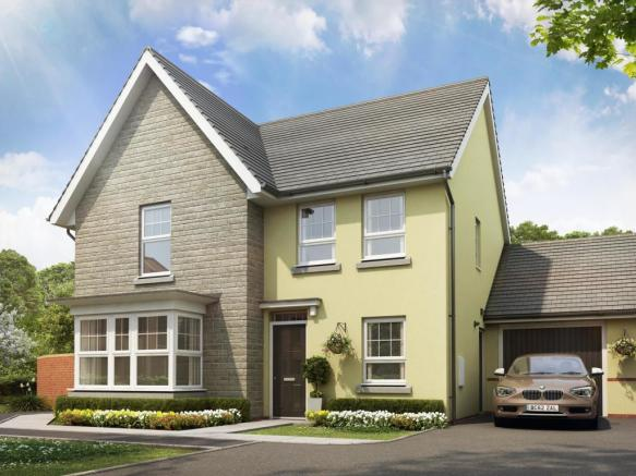 4 bedroom new home for sale in Cullompton