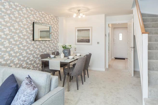 2 bedroom new home for sale in Cullompton
