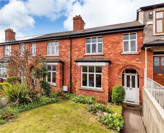 3 bedroom terraced house for sale in 196 Botanic Avenue, Glasnevin