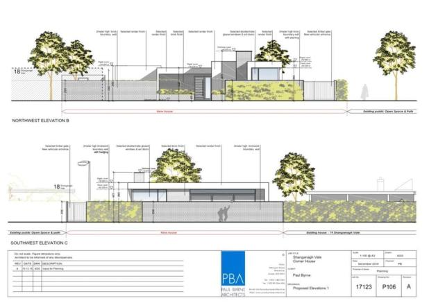 Plot for sale in 19a Shanganagh Vale, Cabinteely, Dublin 18