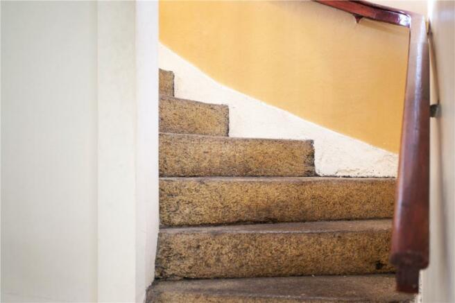 Granite Steps To B'm