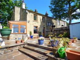 Photo of Bull Hall, Todmorden Road, Bacup, Lancashire, OL13