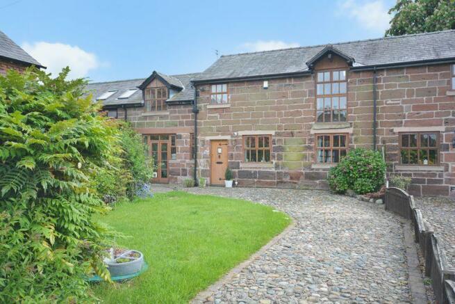 3 bedroom terraced house for sale in Sandstone Cottages