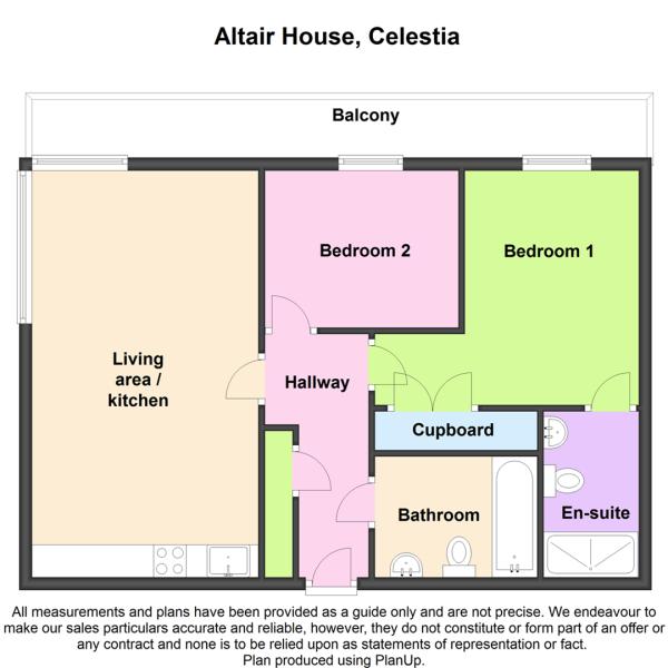 Altair House, Celestia