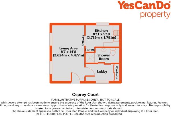 Osprey Court Floo...
