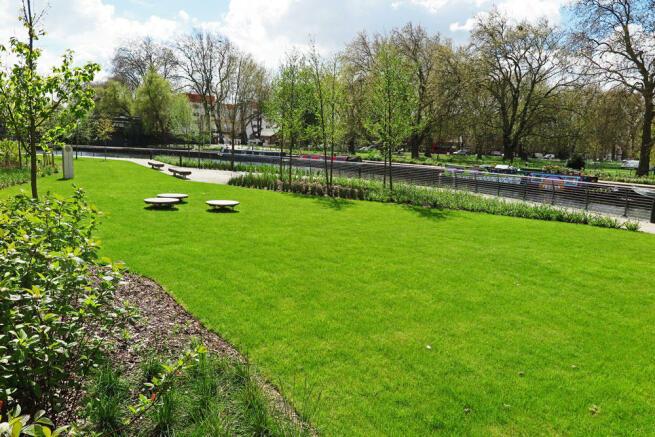 comunal grounds