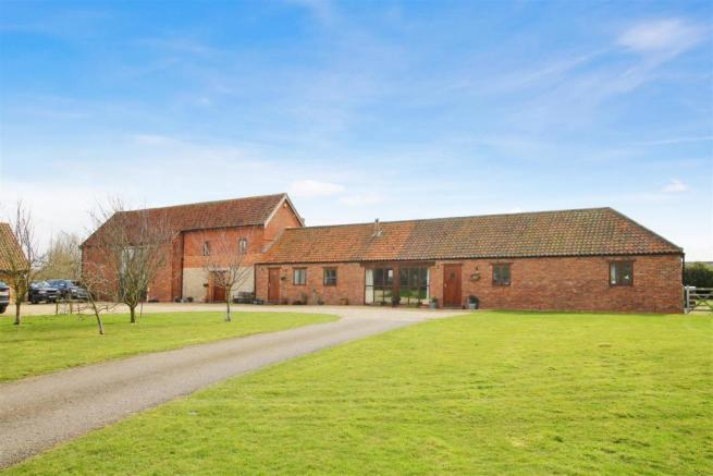Foxhall Barn and Annexe