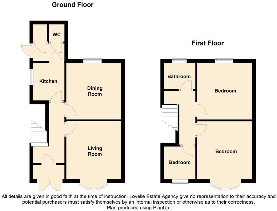 3 Bedroom House For Sale In Kirklington Road Rainworth Mansfield Ng21