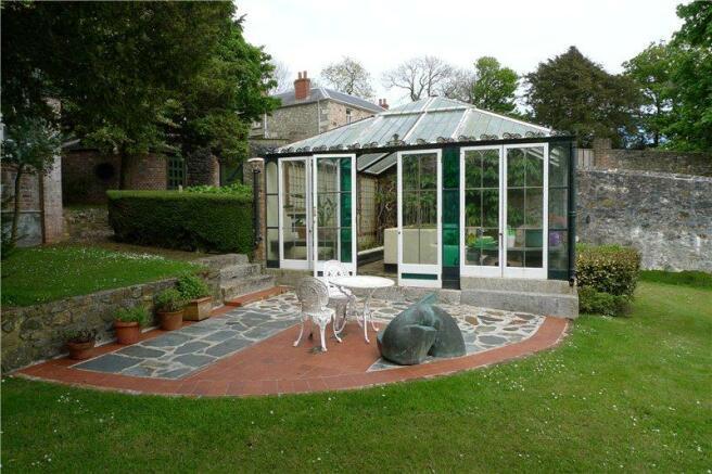 Georgian Greenhouse