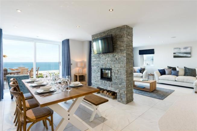 Showhome Fireplace