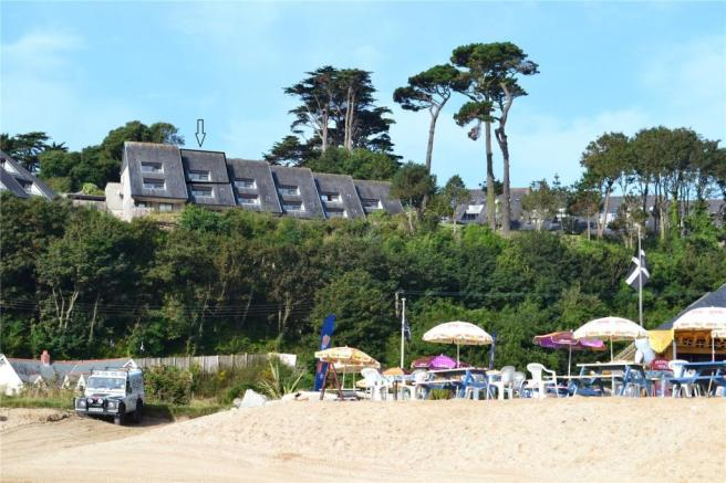 Estate From Beach