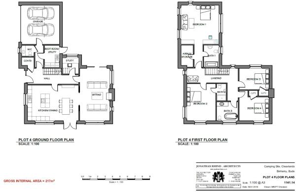 Plot 4 Floorplan