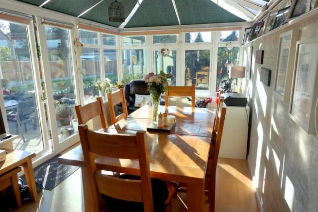 Dining /Conservatory Room