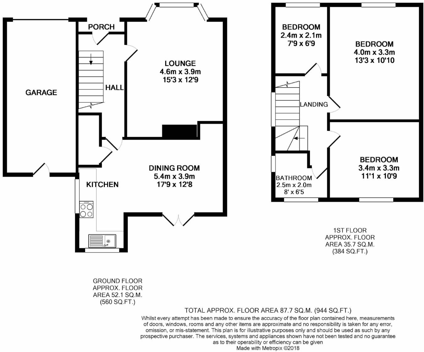 3 Bedroom Semi Detached House For Sale In Mount Road Manchester Average Cost Of Rewiring A Three Bed M25