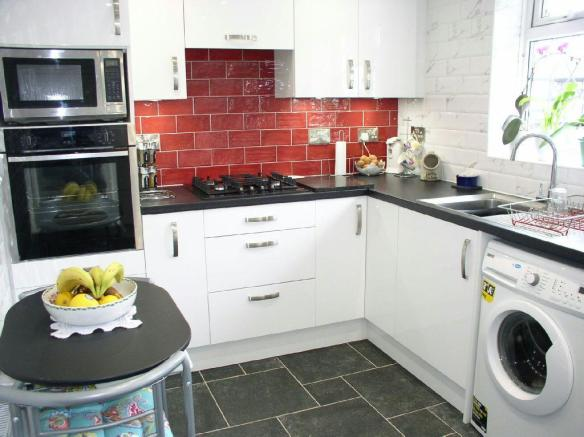 Re - Fitted Kitchen
