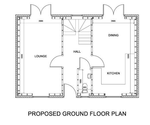 3 Bed Ground Floor