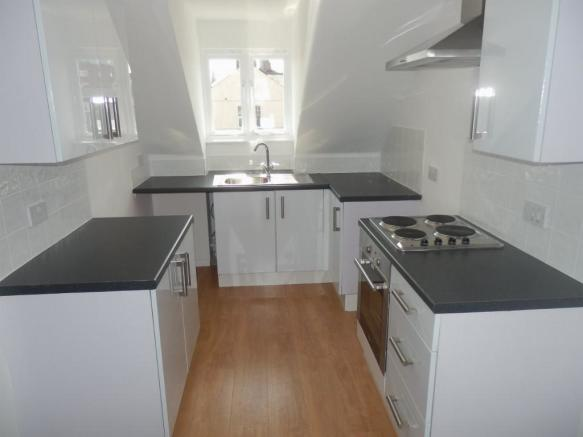 TOP FLAT KITCHEN